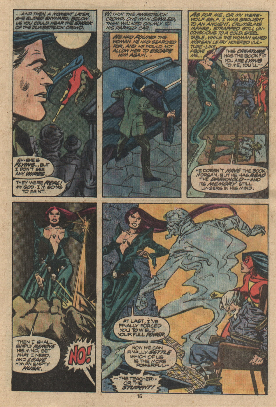 Spider-Woman (1978) #6 #45 - English 10