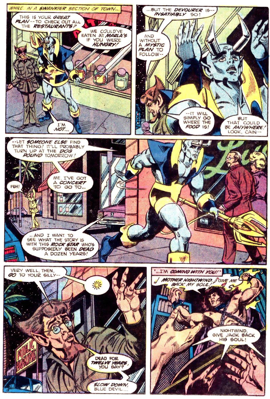 Blue Devil 20 Page 14