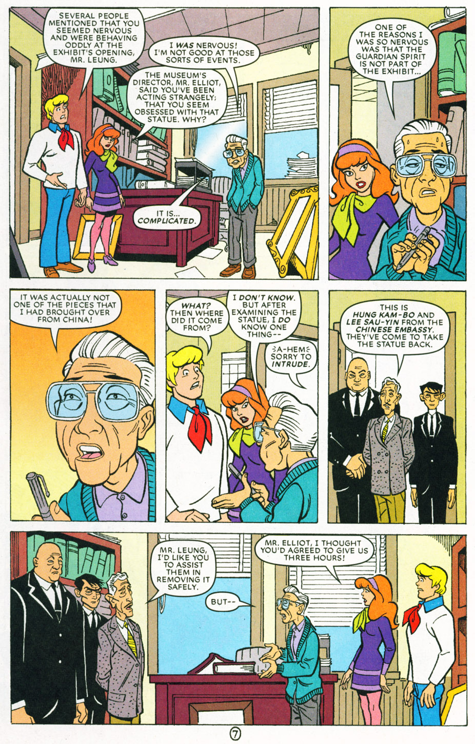 Read online Scooby-Doo (1997) comic -  Issue #70 - 20