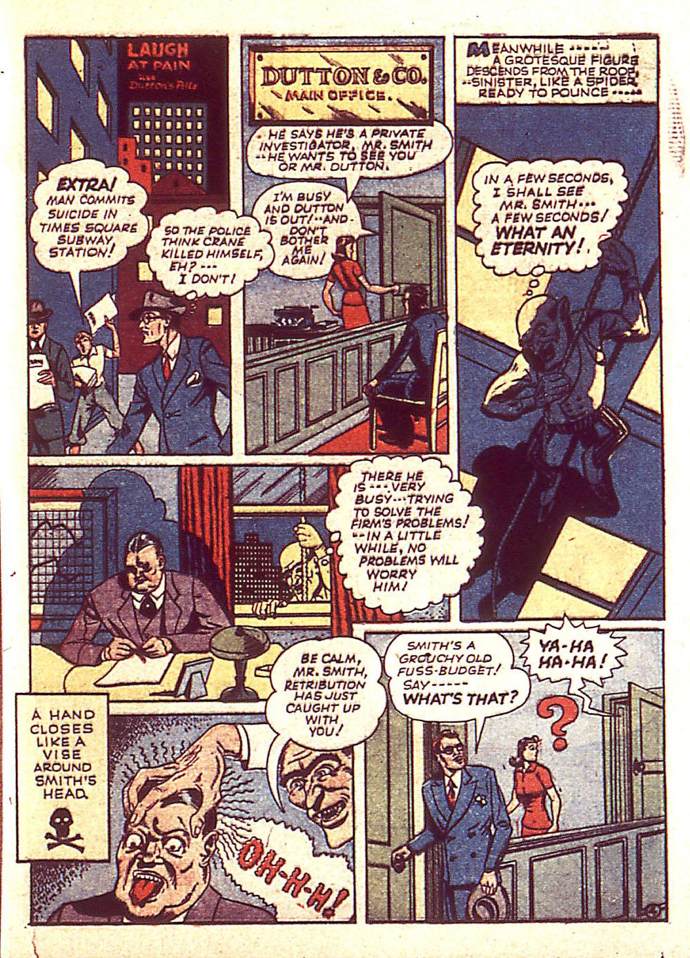 Sub-Mariner Comics Issue #4 #4 - English 50