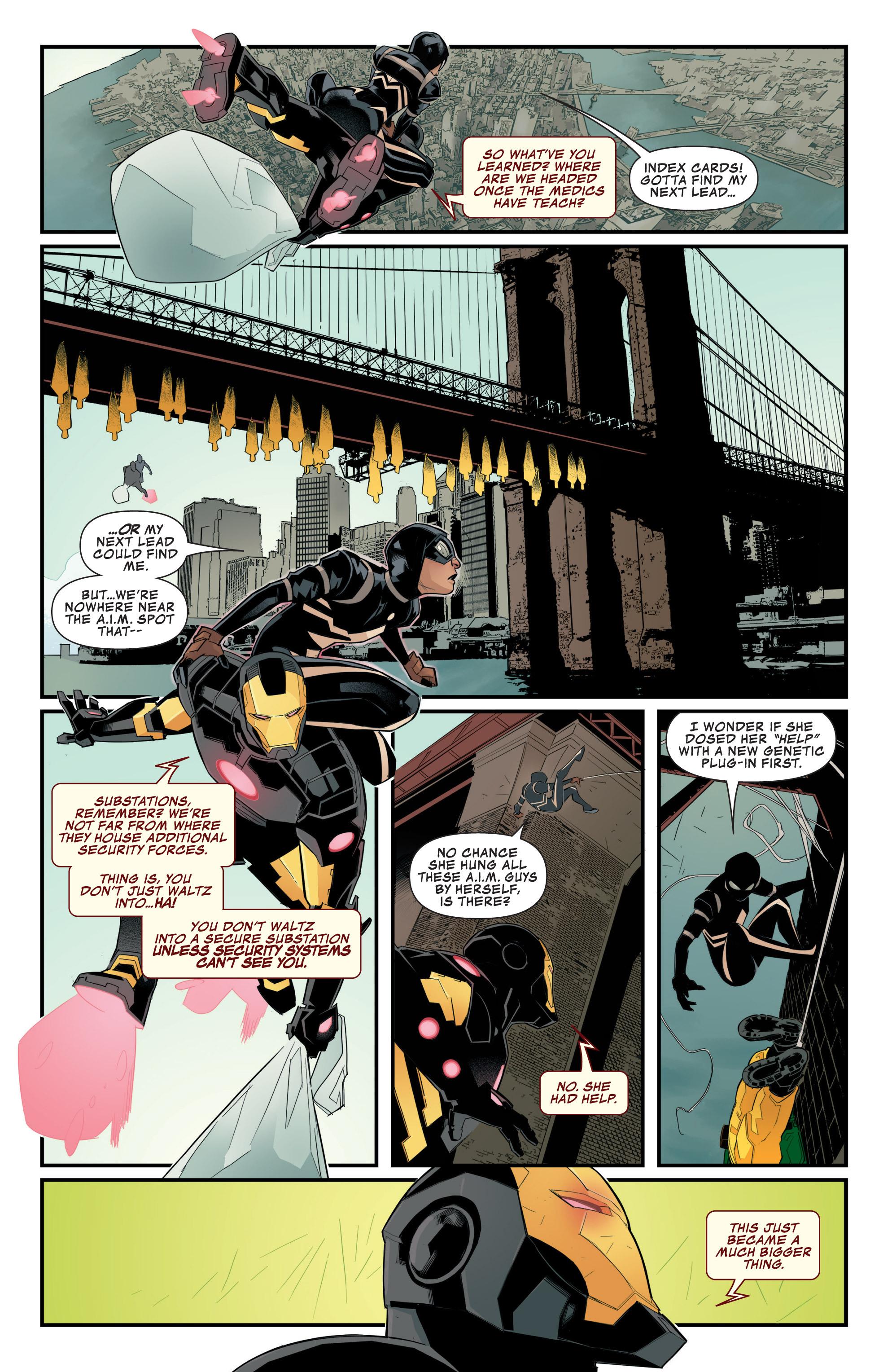 Read online Avengers Assemble (2012) comic -  Issue #24 - 11