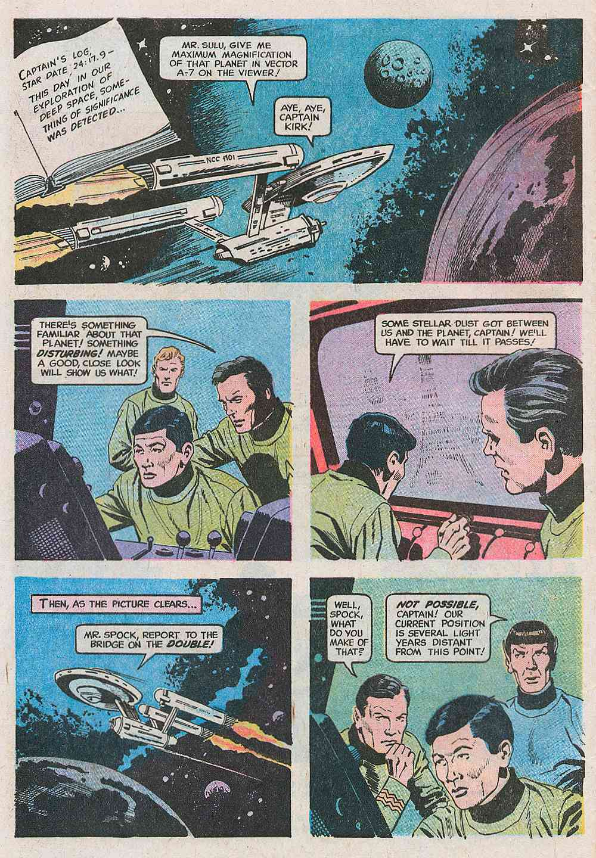 Star Trek (1967) #45 #45 - English 3