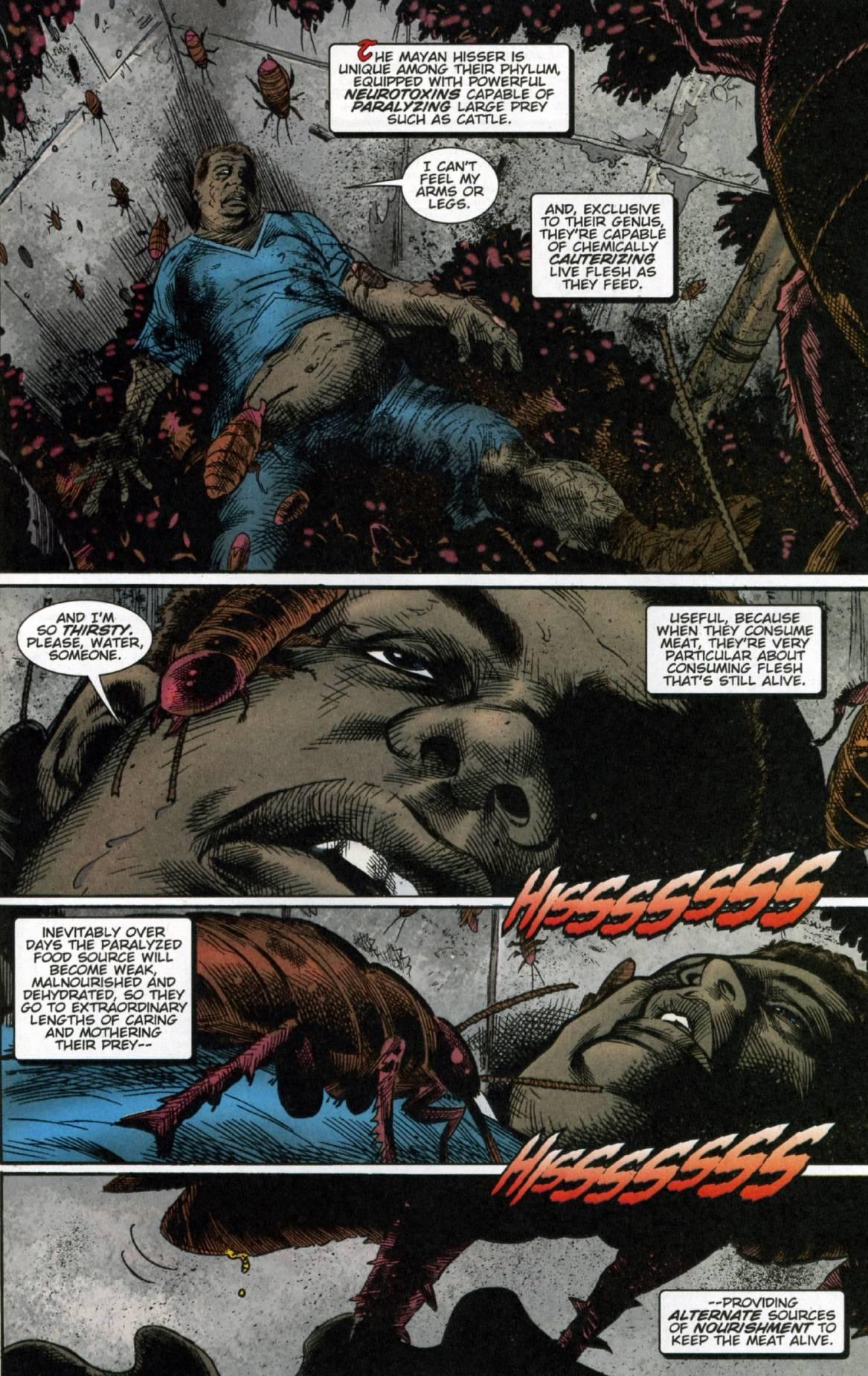 The Exterminators 19 Page 22