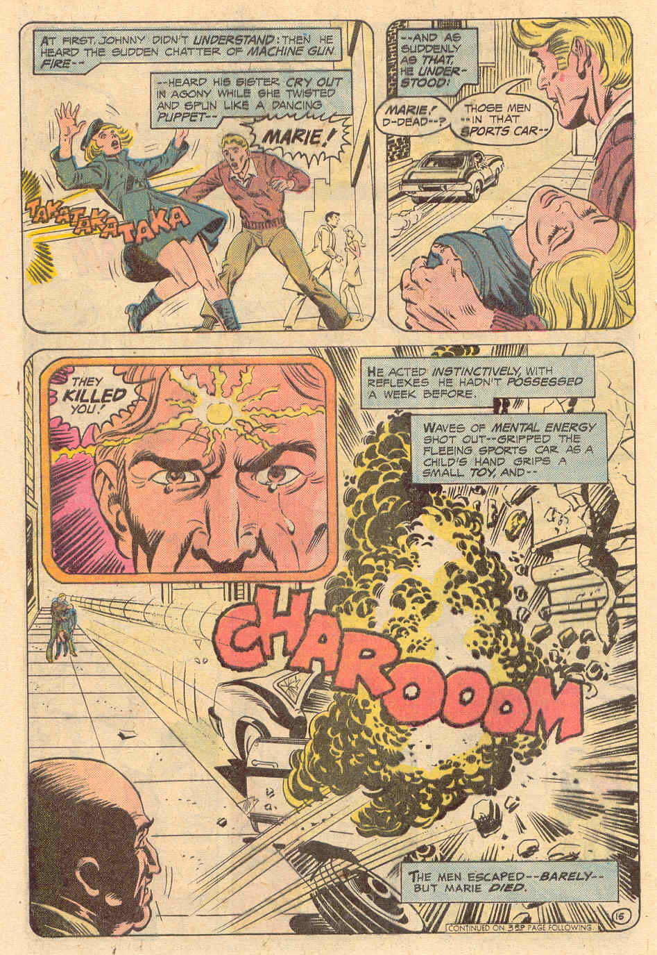 1st Issue Special 11 Page 15