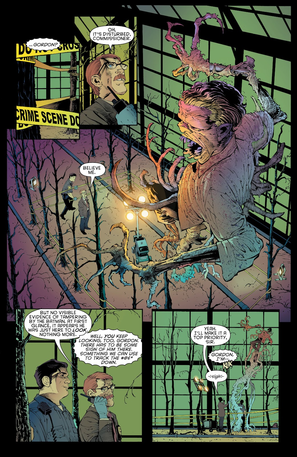 Batman (2011) Issue #25 #44 - English 9