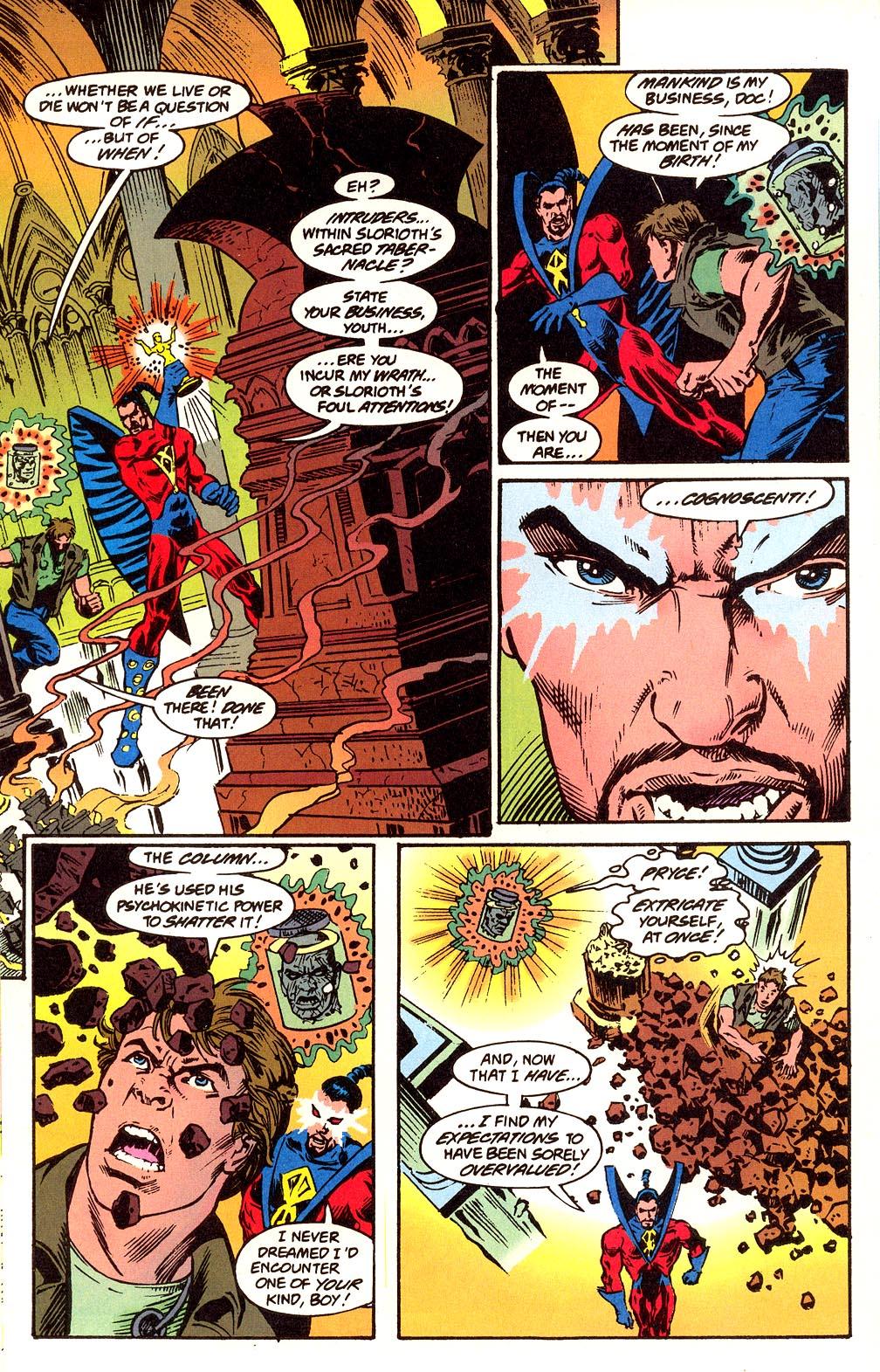 Read online Secret Defenders comic -  Issue #24 - 11