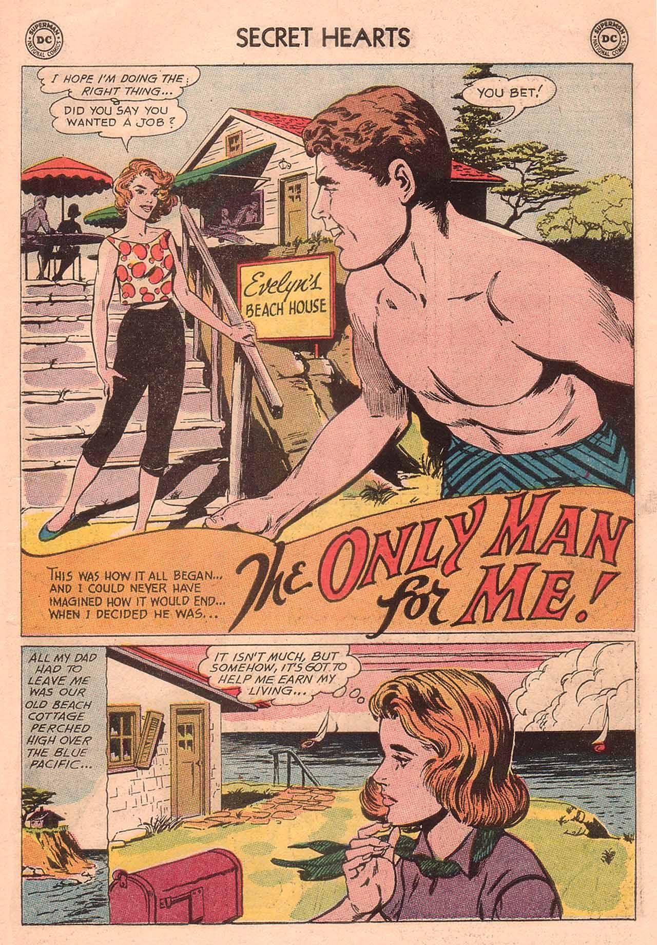 Read online Secret Hearts comic -  Issue #94 - 11