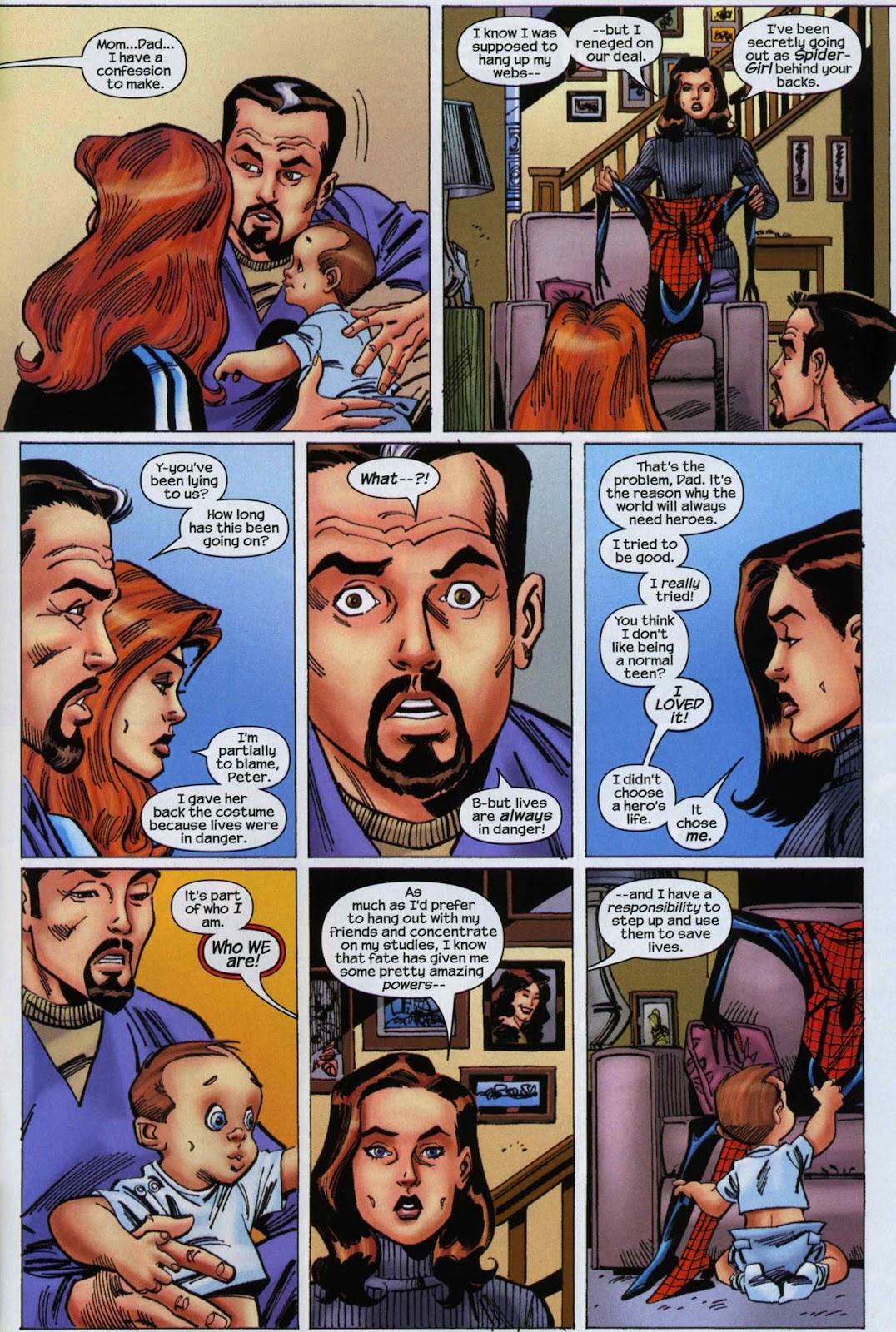 Amazing Spider-Girl Issue #6 #7 - English 23