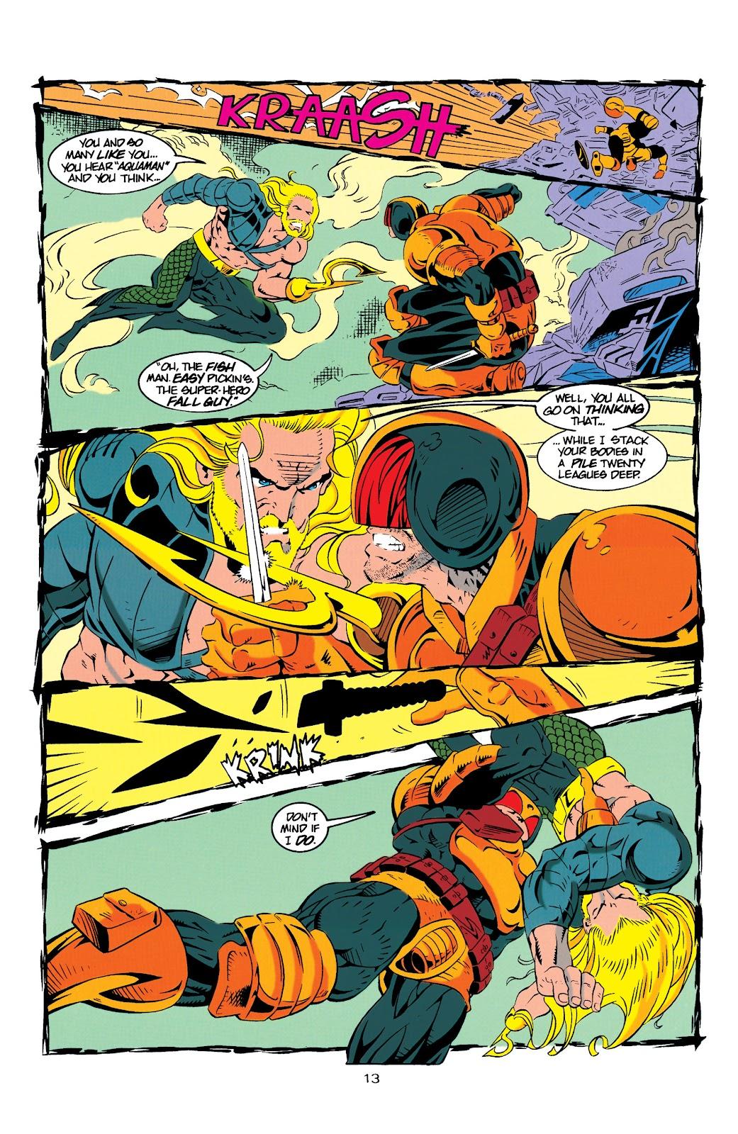 Aquaman (1994) Issue #9 #15 - English 14