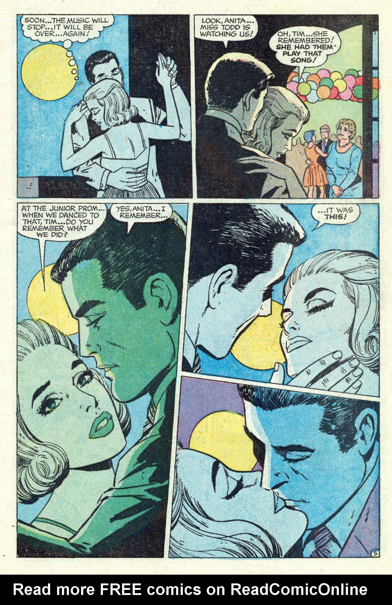 Read online Secret Hearts comic -  Issue #142 - 7