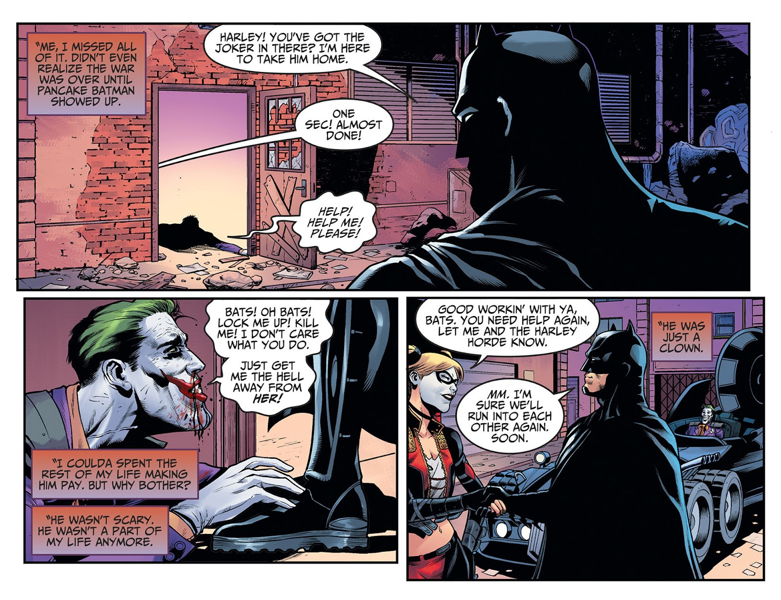 Injustice: Ground Zero Issue #24 #24 - English 18