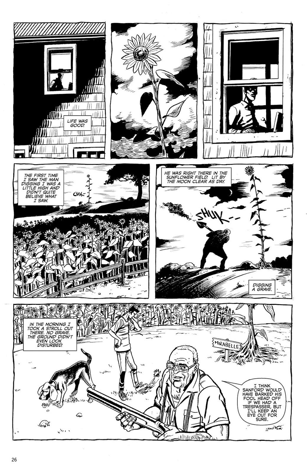 Creepy (2009) Issue #5 #5 - English 28