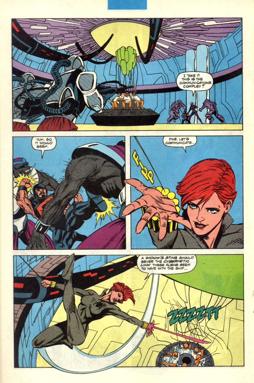 Alpha Flight (1983) 100 Page 22
