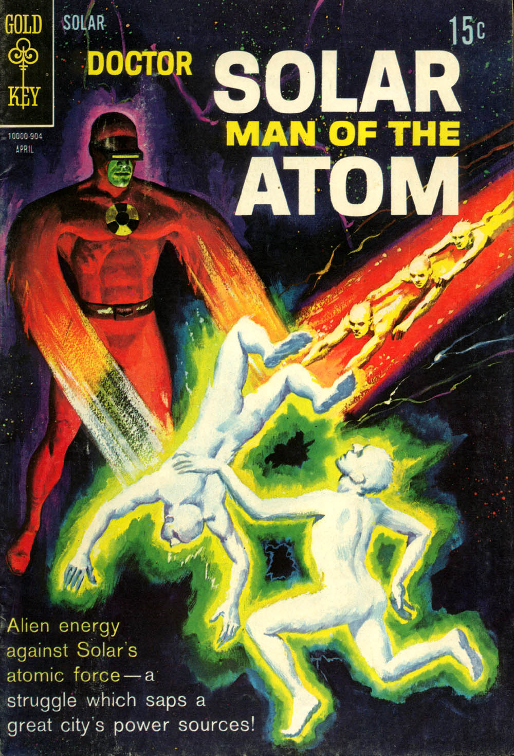 Doctor Solar, Man of the Atom (1962) 27 Page 1