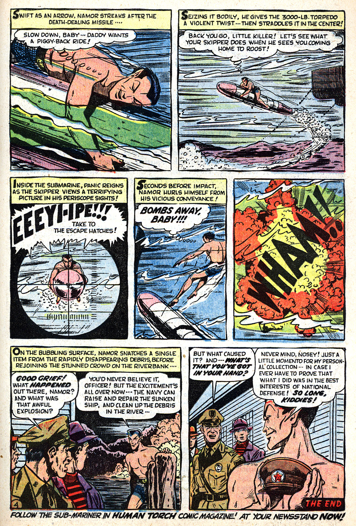 Sub-Mariner Comics #33 #33 - English 15