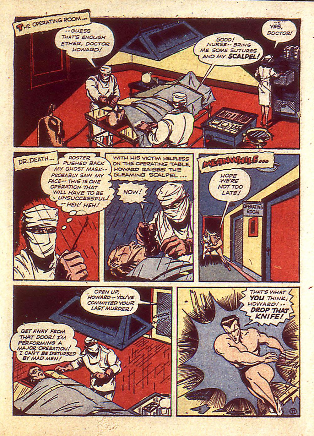 Sub-Mariner Comics Issue #4 #4 - English 14