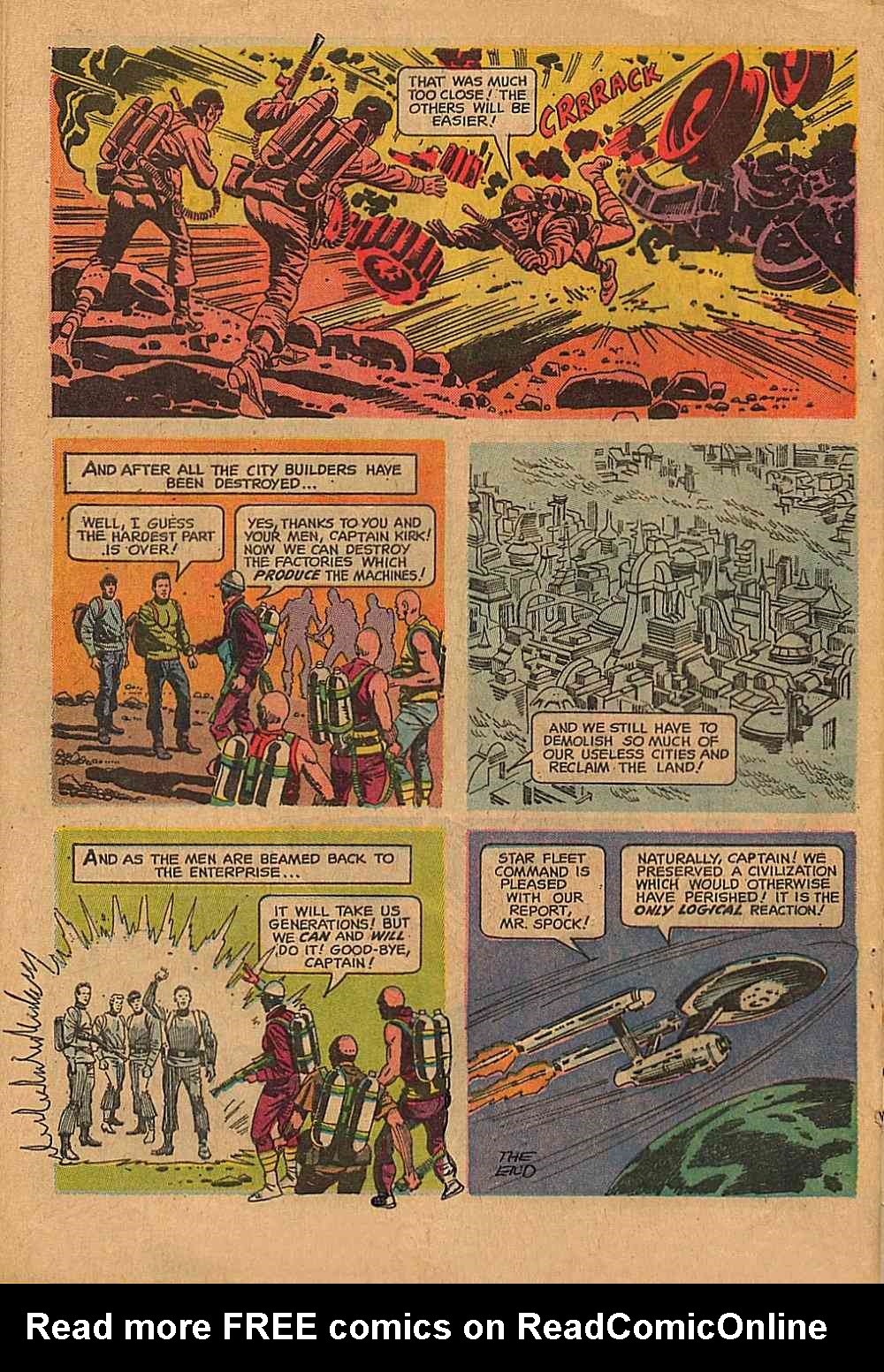 Star Trek (1967) Issue #3 #3 - English 27