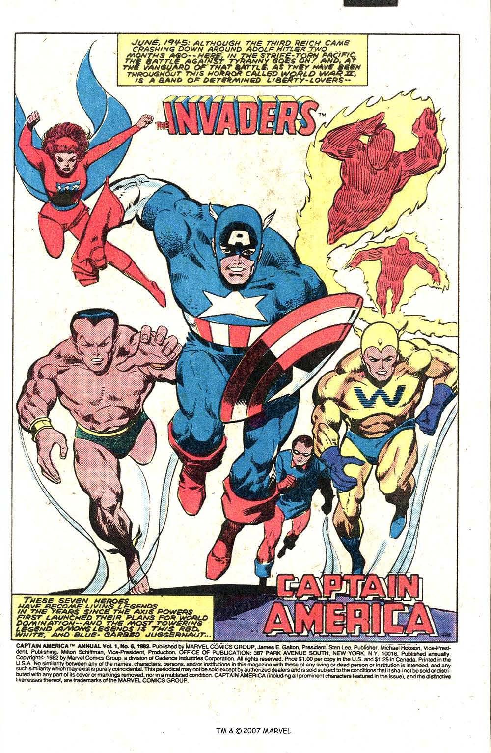 Captain America (1968) _Annual 6 #6 - English 3