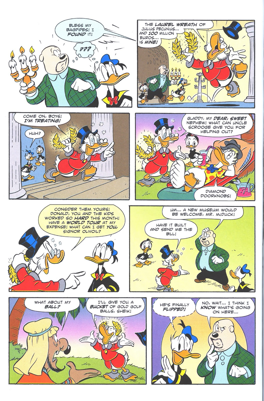 Uncle Scrooge (1953) Issue #375 #375 - English 64