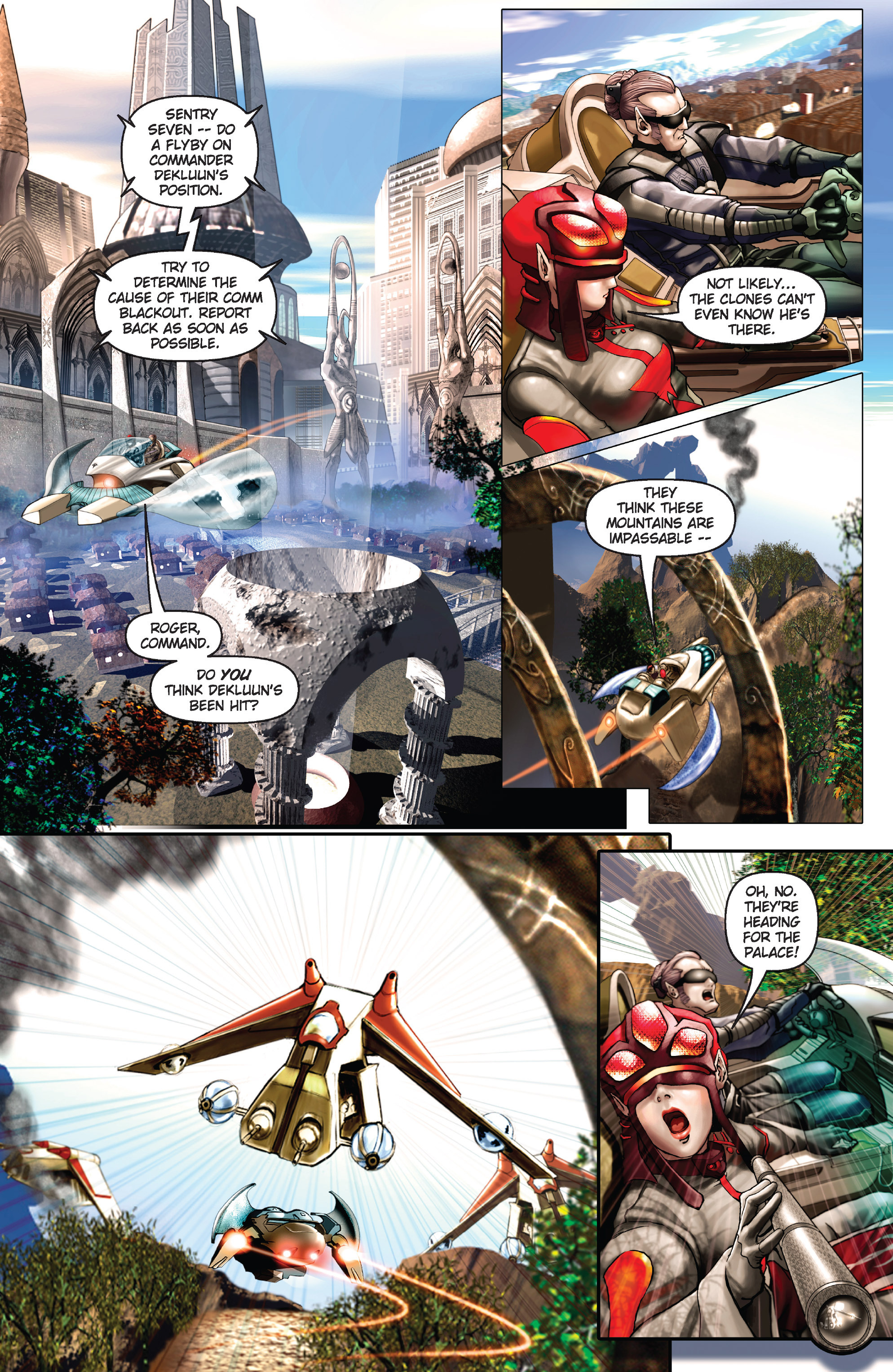 Star Wars Legends Epic Collection: The Clone Wars chap 2 pic 180