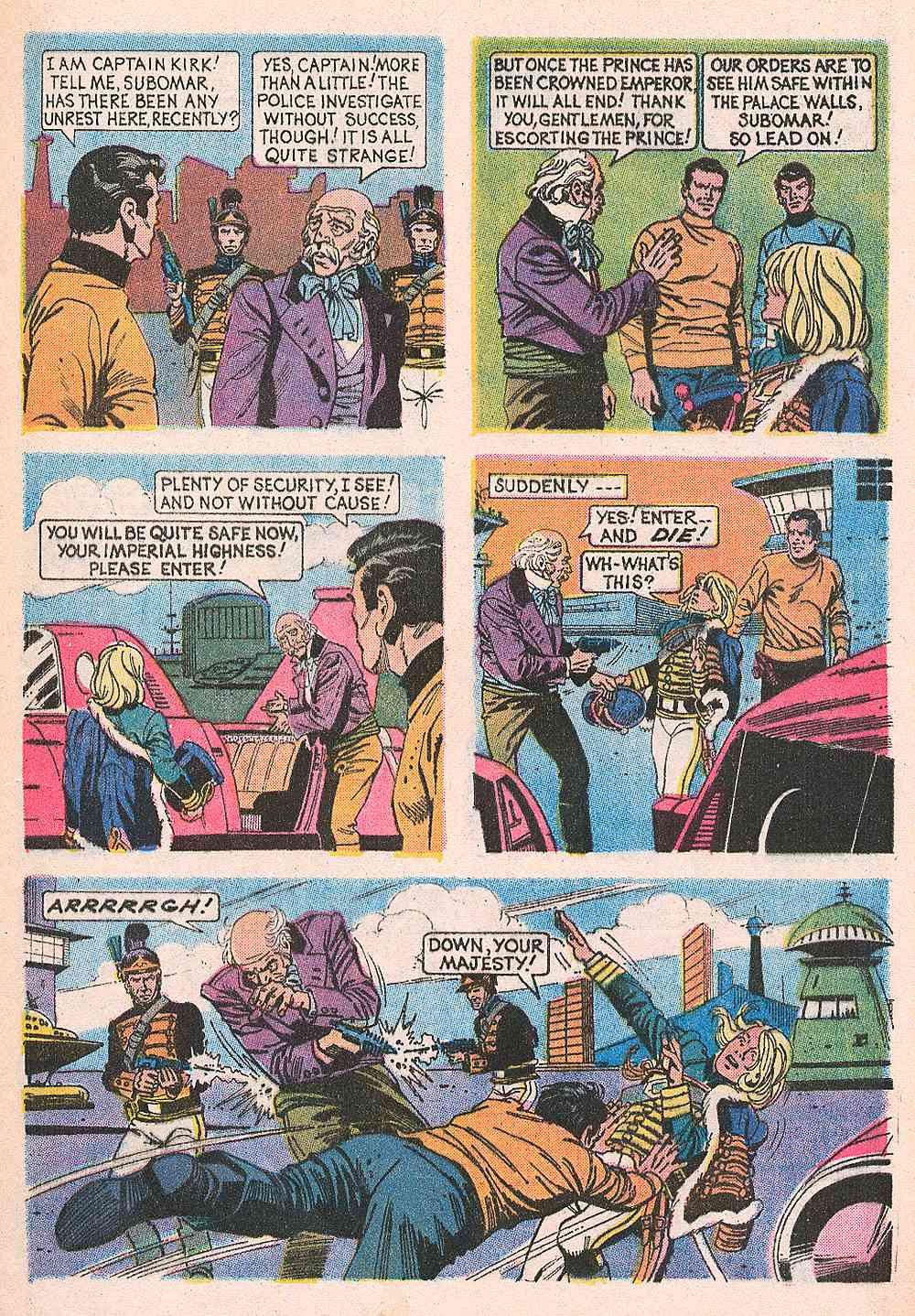 Star Trek (1967) Issue #20 #20 - English 7