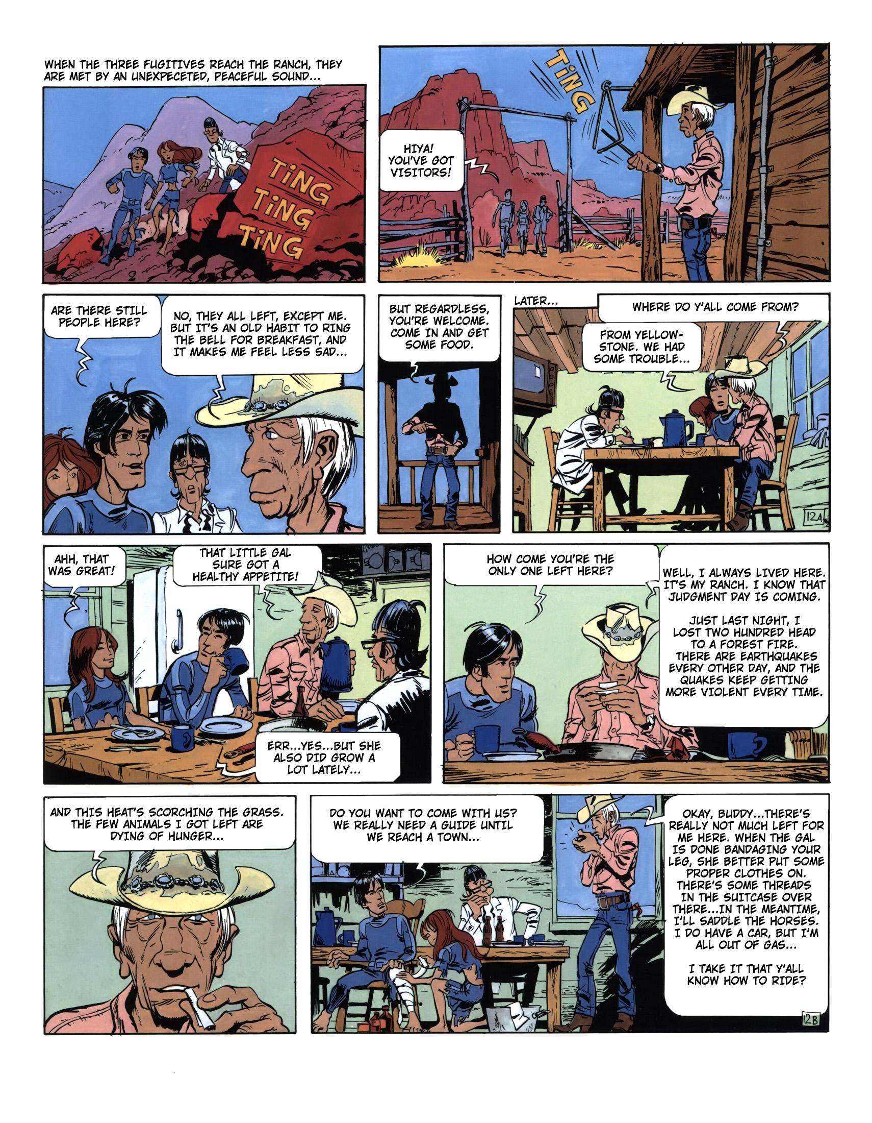 Valerian and Laureline #1 #23 - English 39