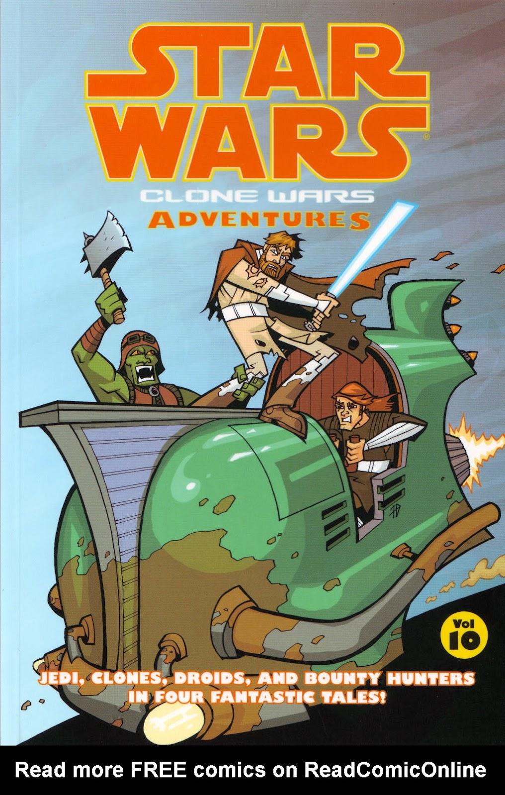 Star Wars: Clone Wars Adventures issue 10 - Page 1