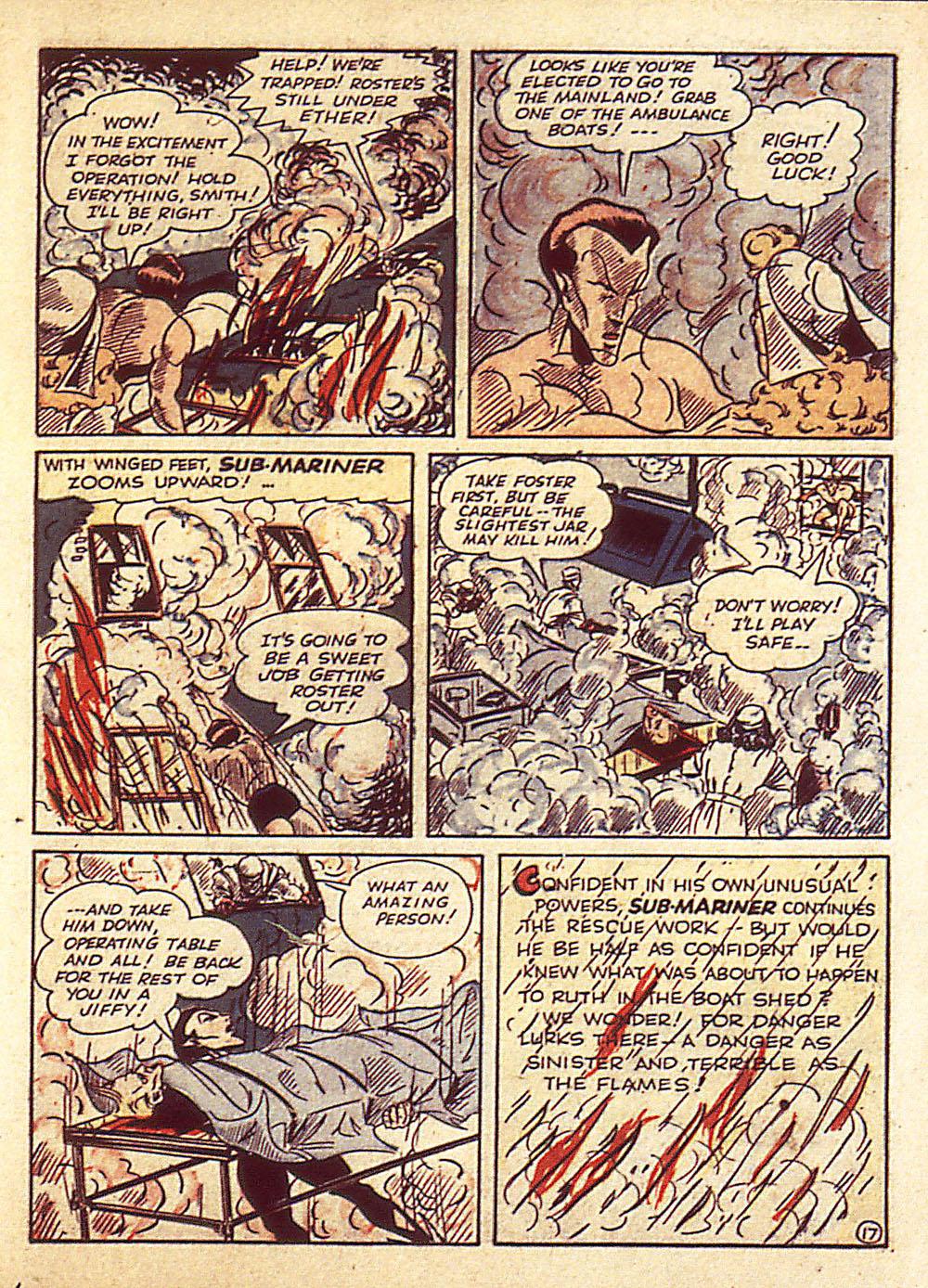 Sub-Mariner Comics Issue #4 #4 - English 20