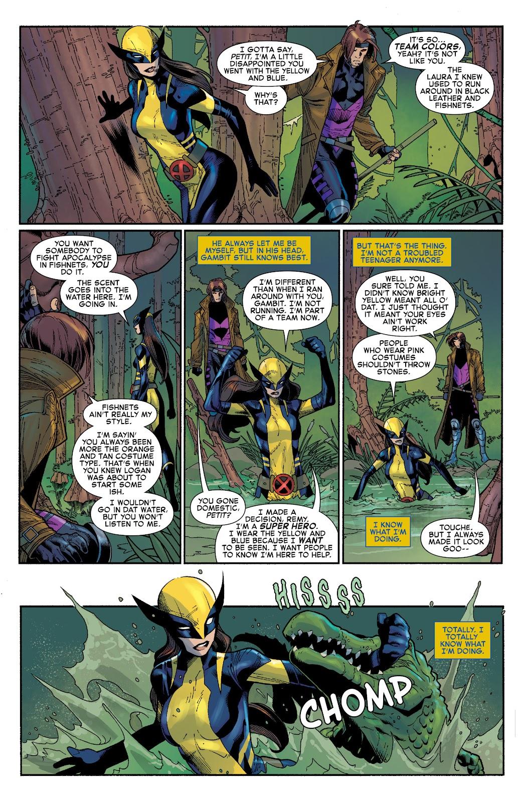 All-New X-Men (2016) Issue #1.MU #3 - English 9