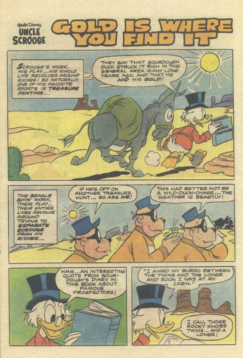 Uncle Scrooge (1953) Issue #178 #178 - English 16