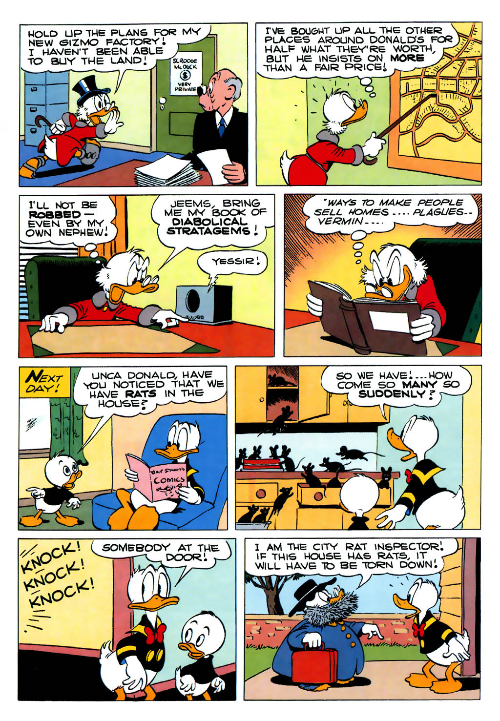 Uncle Scrooge (1953) Issue #322 #322 - English 54