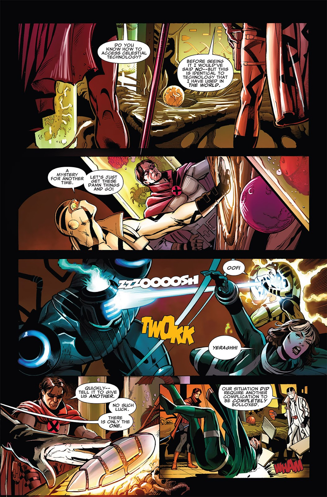 Uncanny X-Force (2010) Issue #13 #14 - English 6