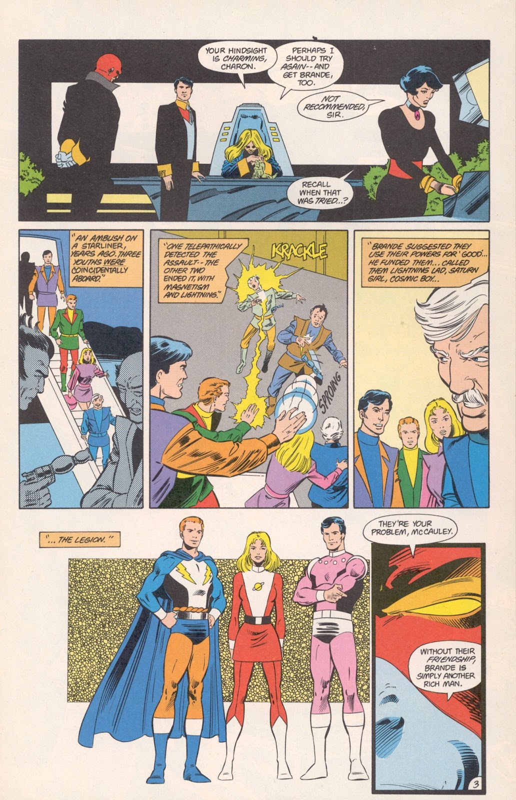 Tales of the Legion Issue #342 #29 - English 4