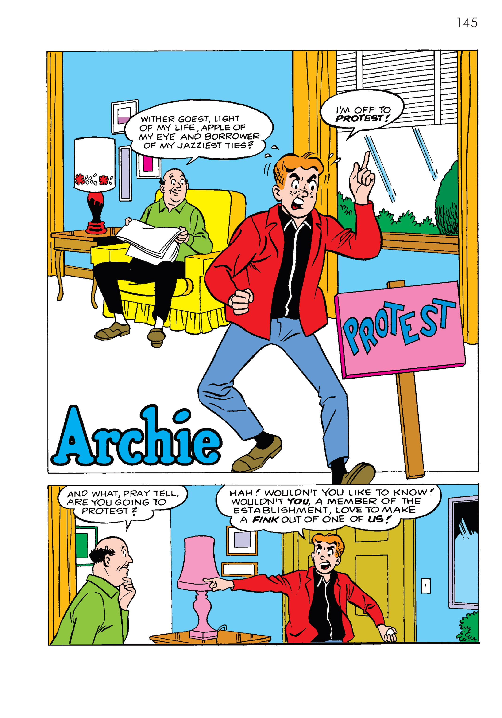 Read online The Best of Archie Comics comic -  Issue # TPB 4 (Part 1) - 146
