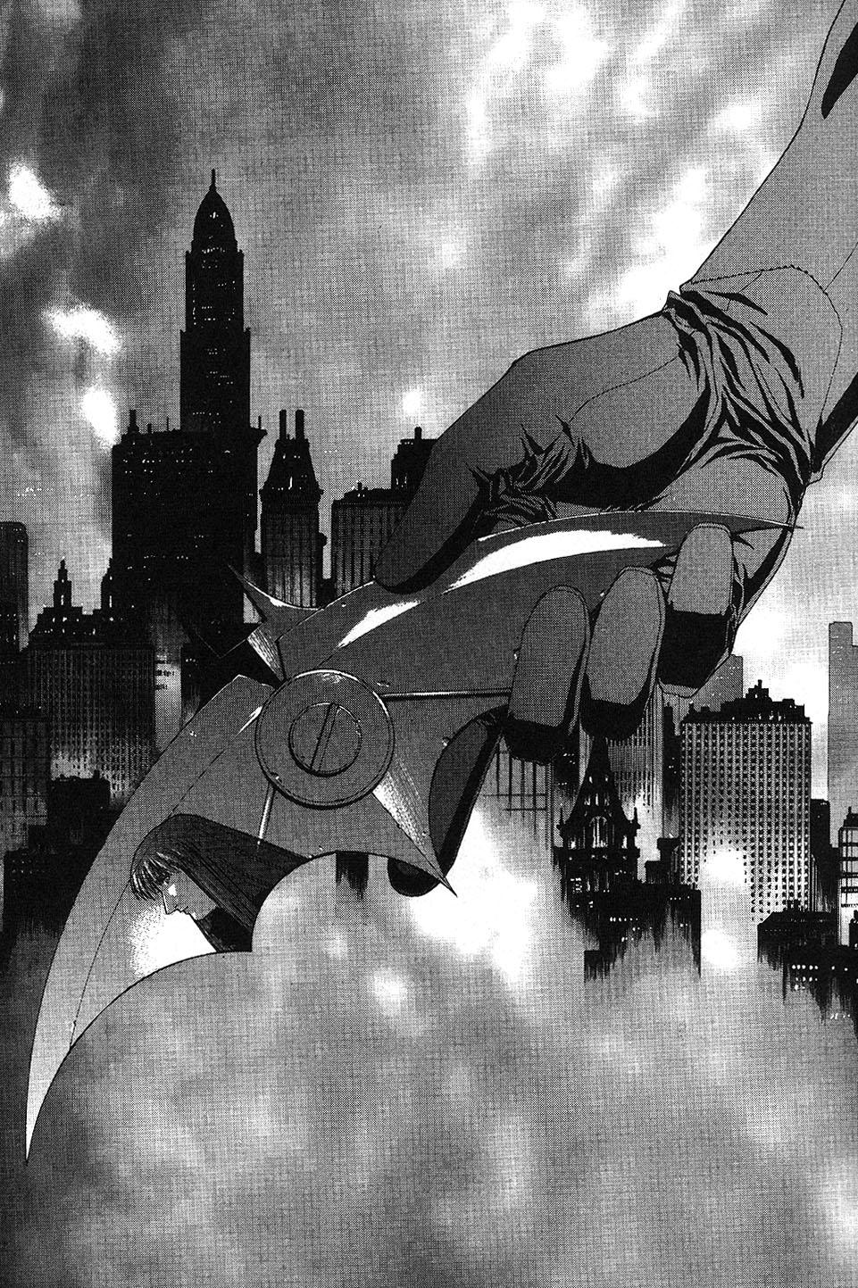 Read online Batman: Child of Dreams comic -  Issue # Full - 322