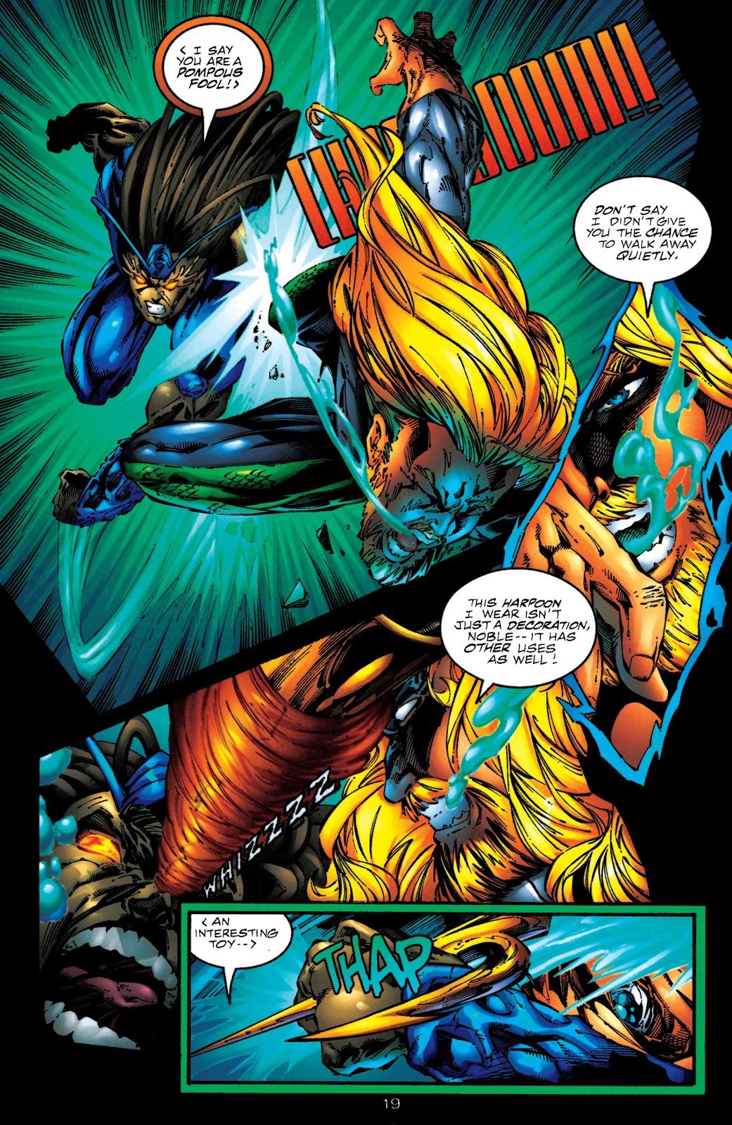Aquaman (1994) Issue #50 #56 - English 18