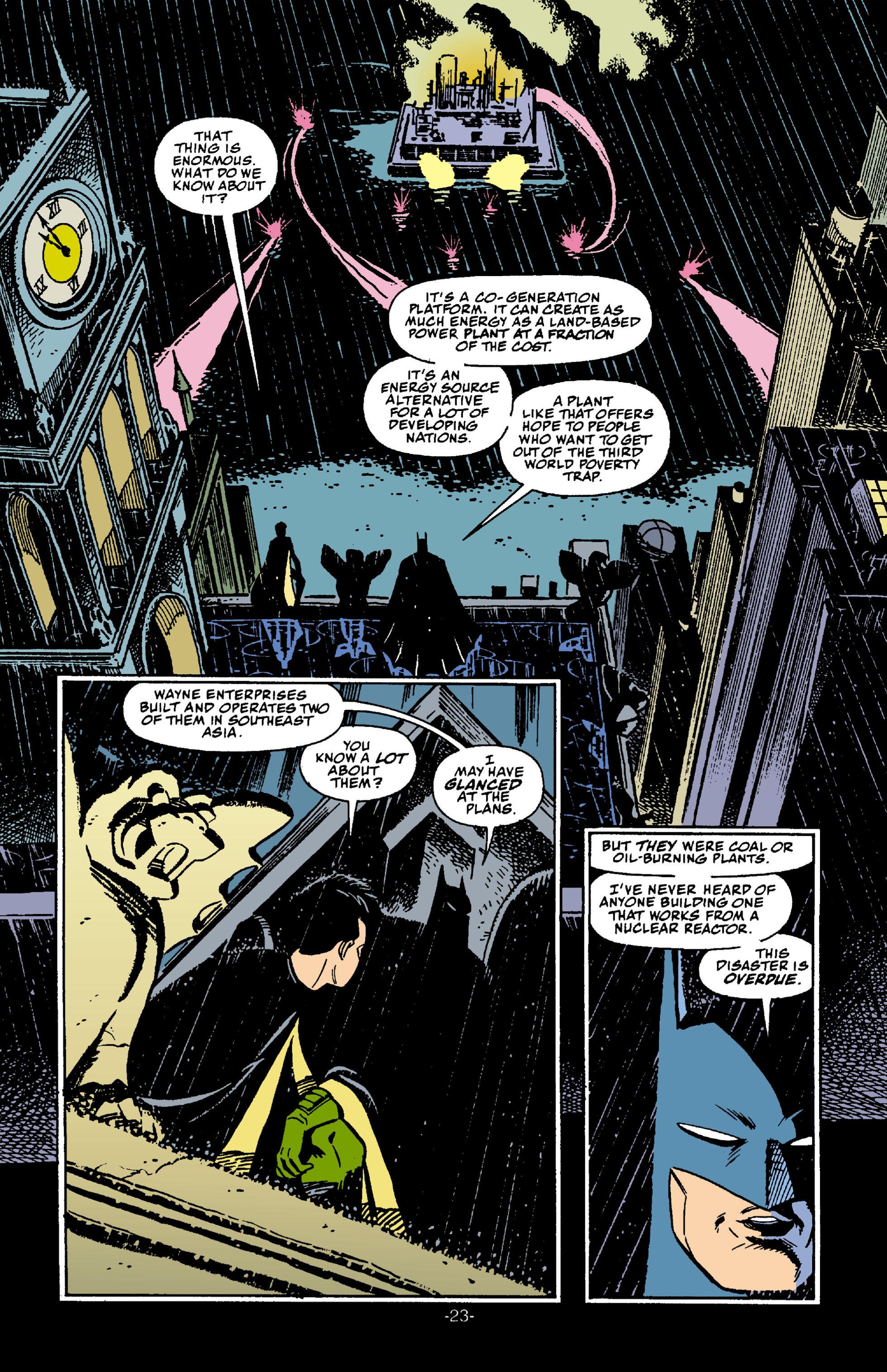 Read online Batman: Bane comic -  Issue # Full - 24