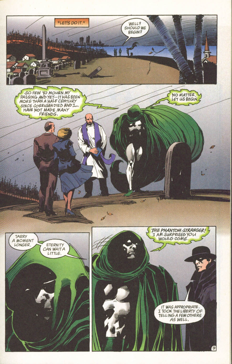 The Spectre (1992) #62 #64 - English 10