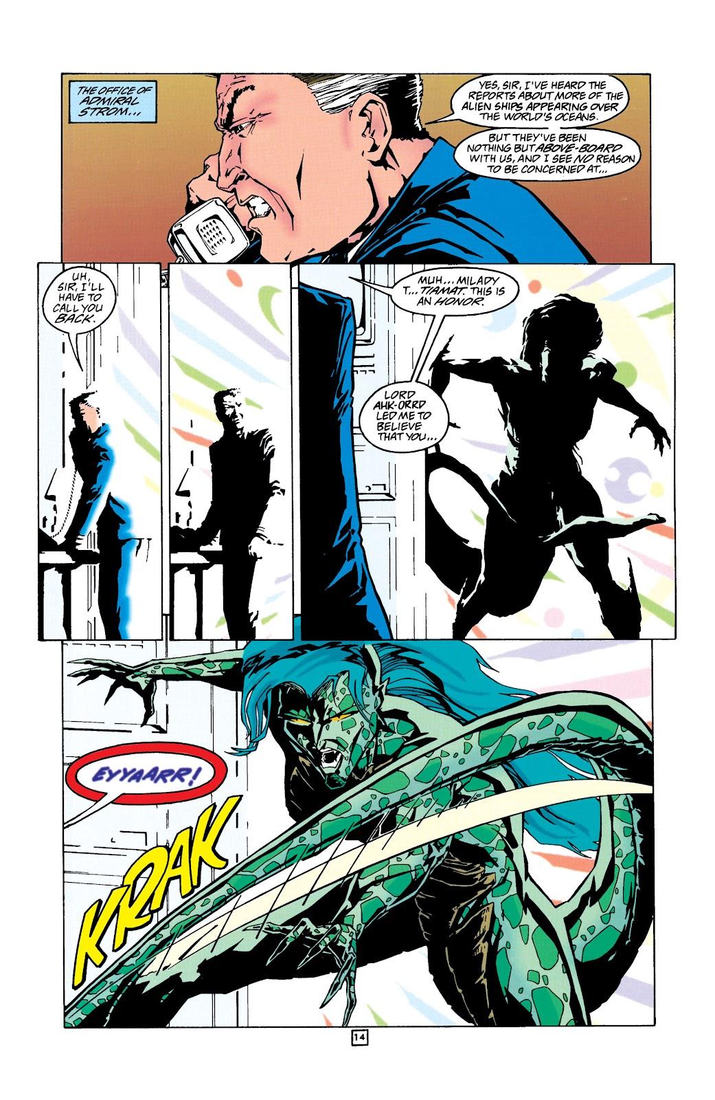 Aquaman (1994) Issue #24 #30 - English 15