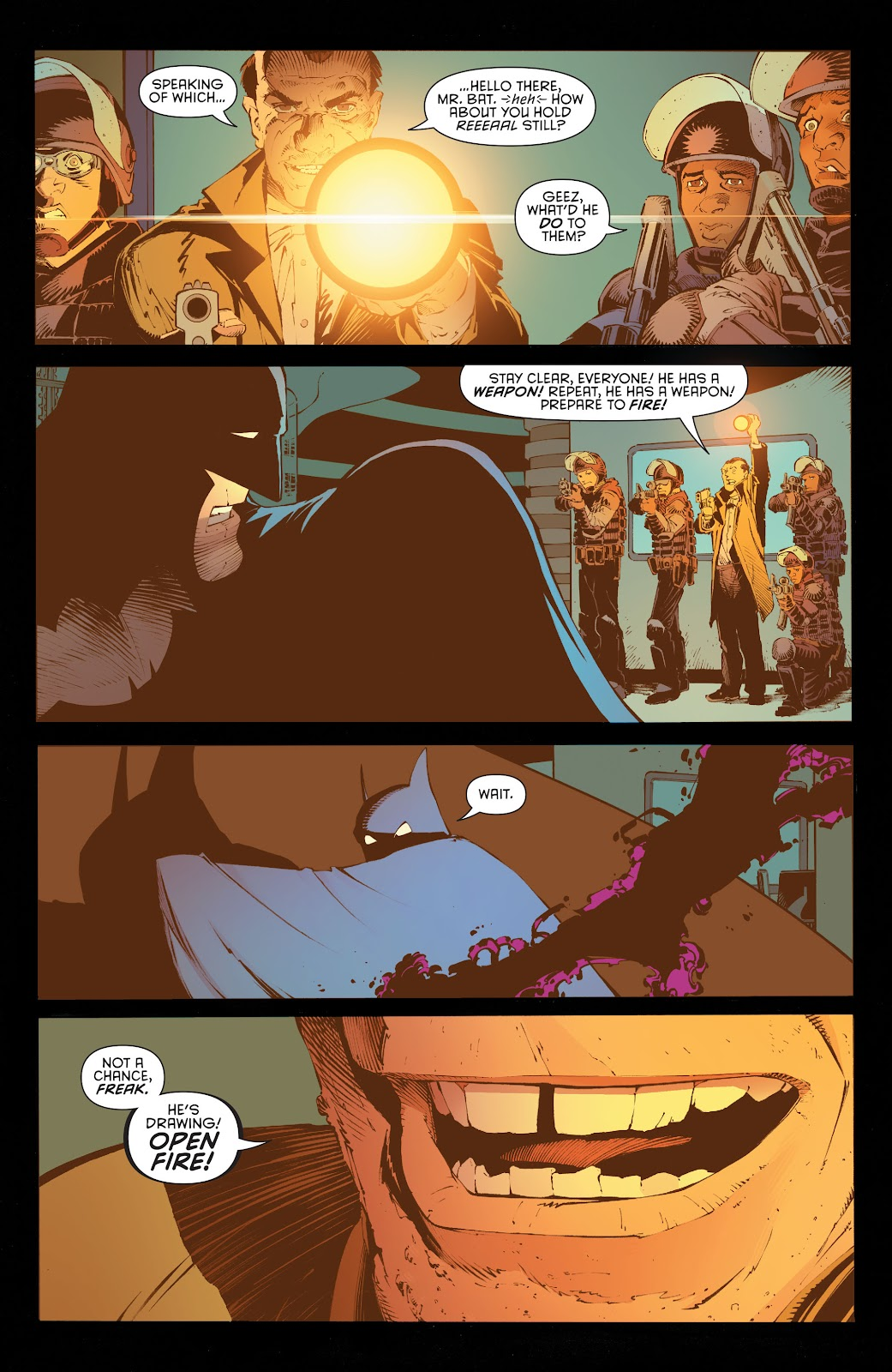 Batman (2011) Issue #26 #45 - English 22