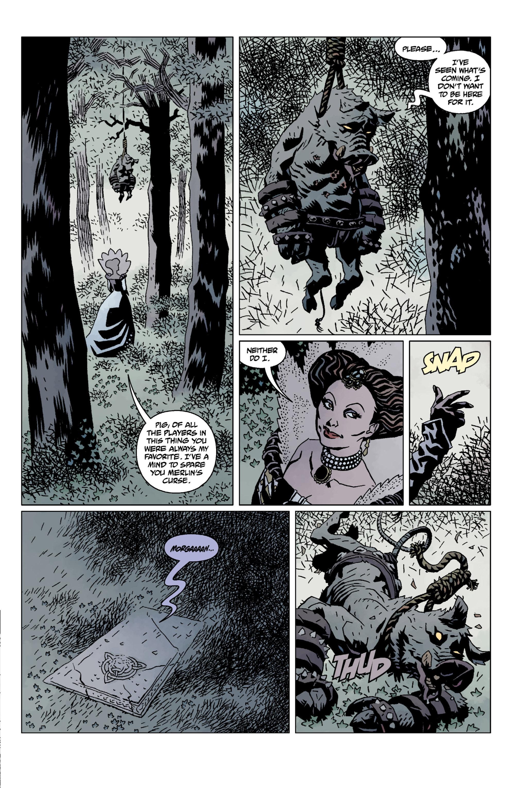 Hellboy chap 12 pic 162