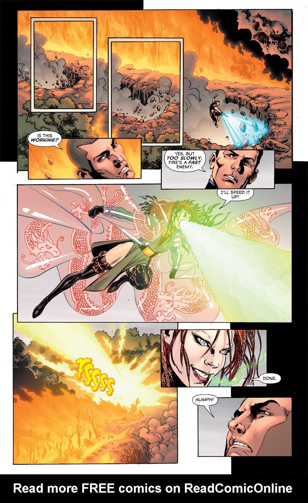 Legion of Super-Heroes (2010) Issue #6 #7 - English 23