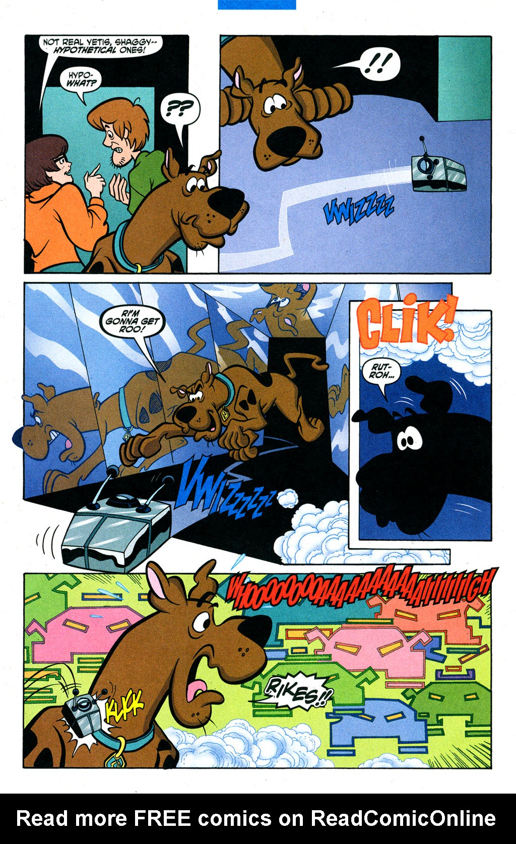 Read online Scooby-Doo (1997) comic -  Issue #95 - 8
