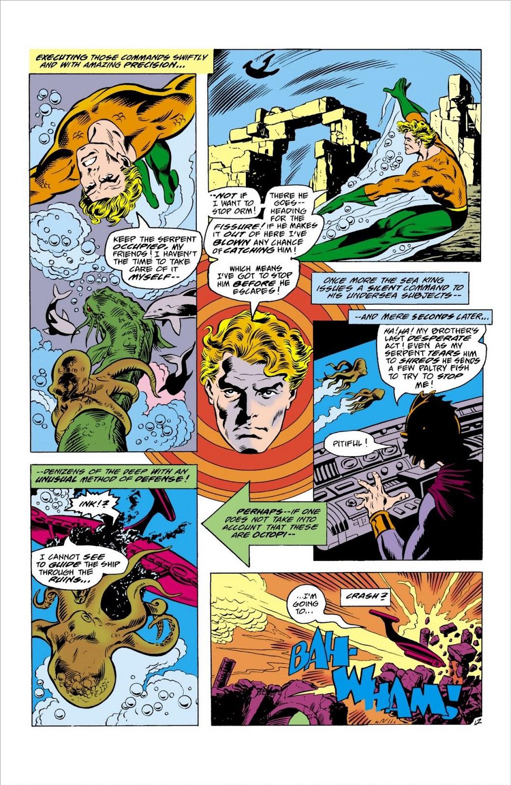 Aquaman (1962) Issue #63 #63 - English 13