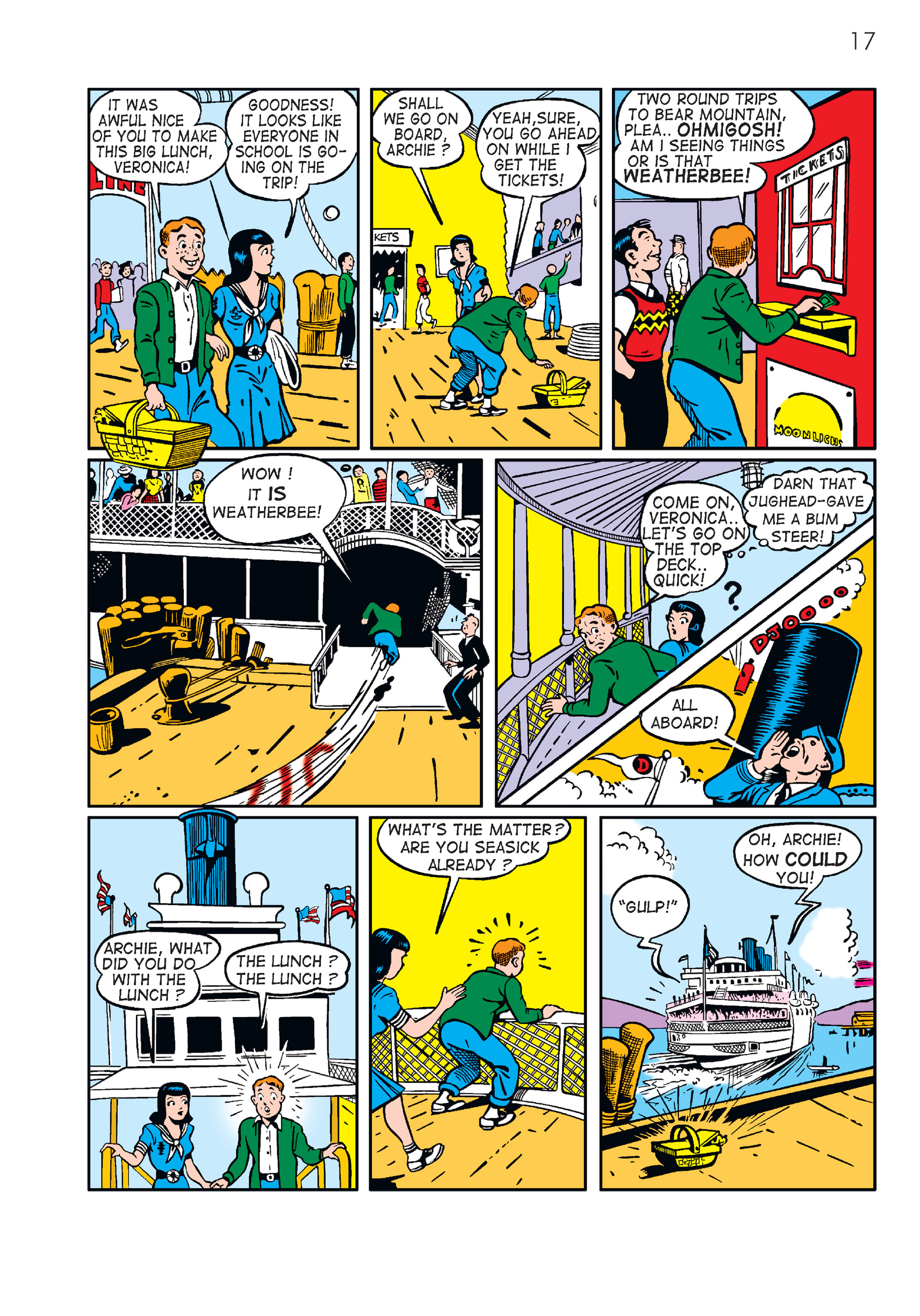 Read online The Best of Archie Comics comic -  Issue # TPB 4 (Part 1) - 18