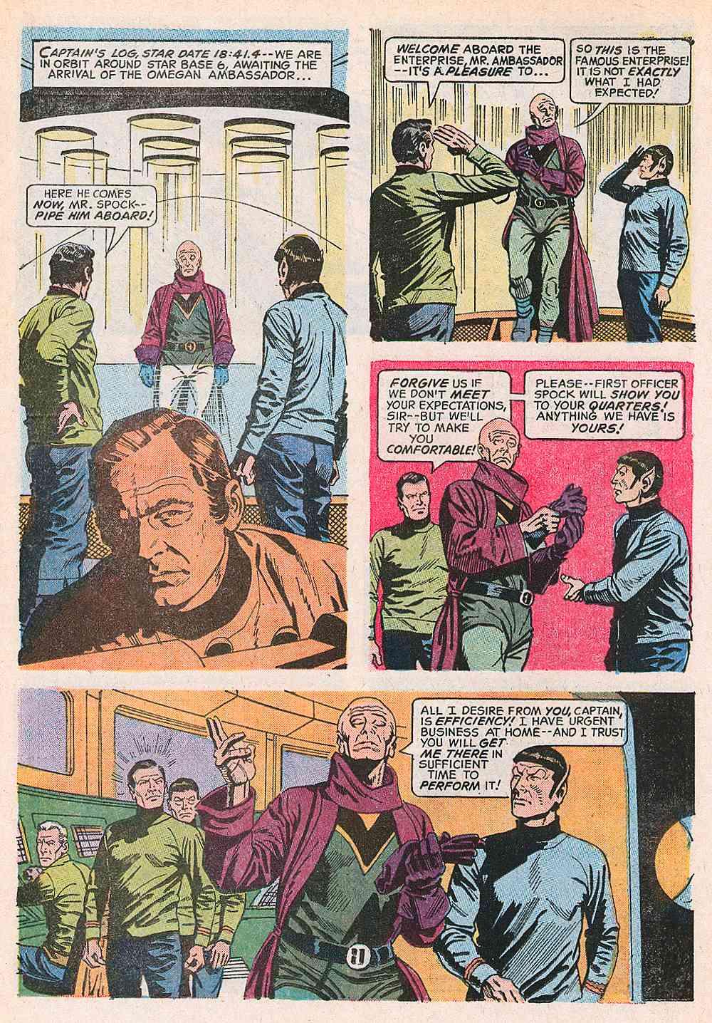 Star Trek (1967) Issue #14 #14 - English 9