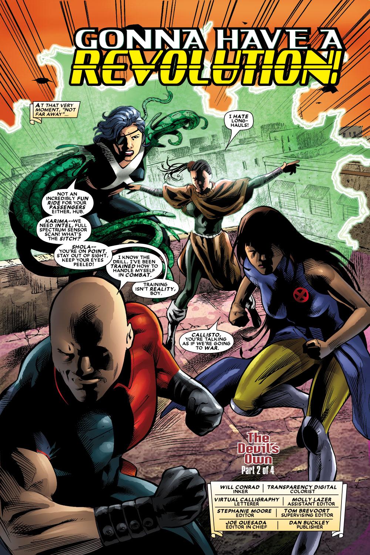 Excalibur (2004) Issue #12 #12 - English 3
