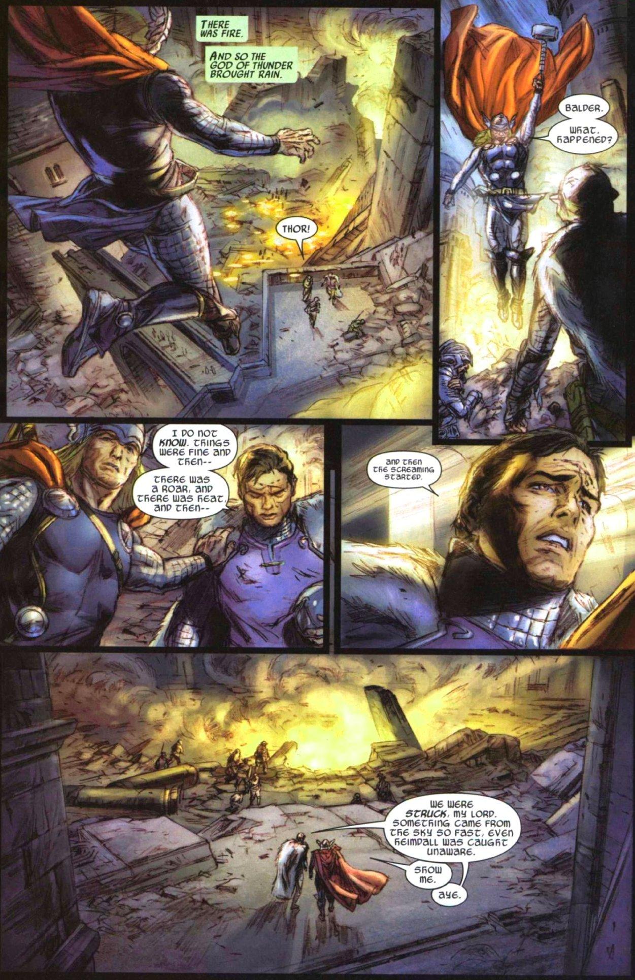 Read online Secret Invasion: Thor comic -  Issue #1 - 7