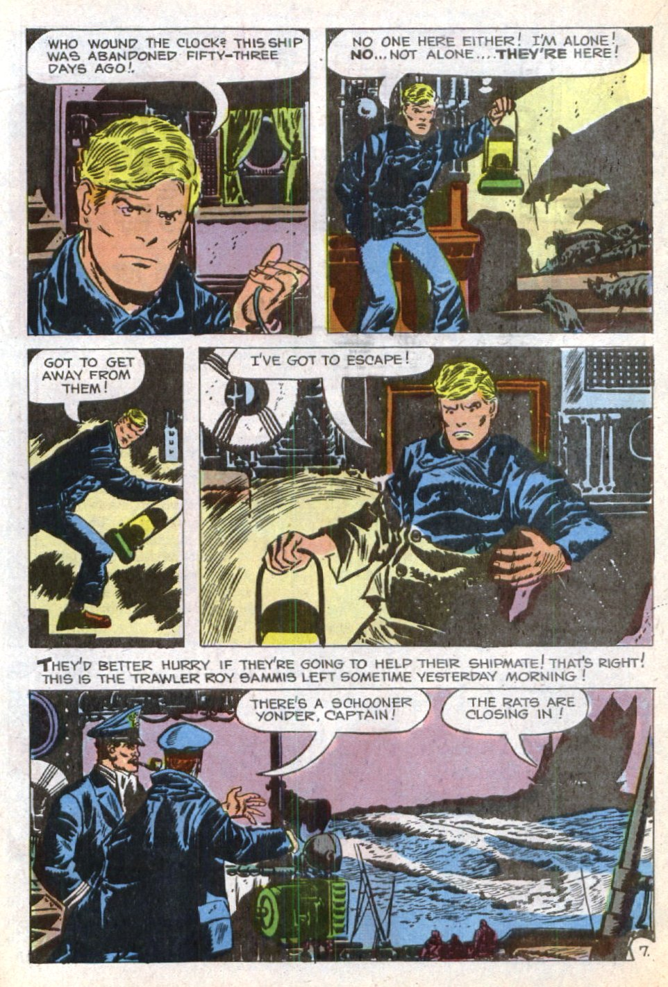 Read online Scary Tales comic -  Issue #46 - 16