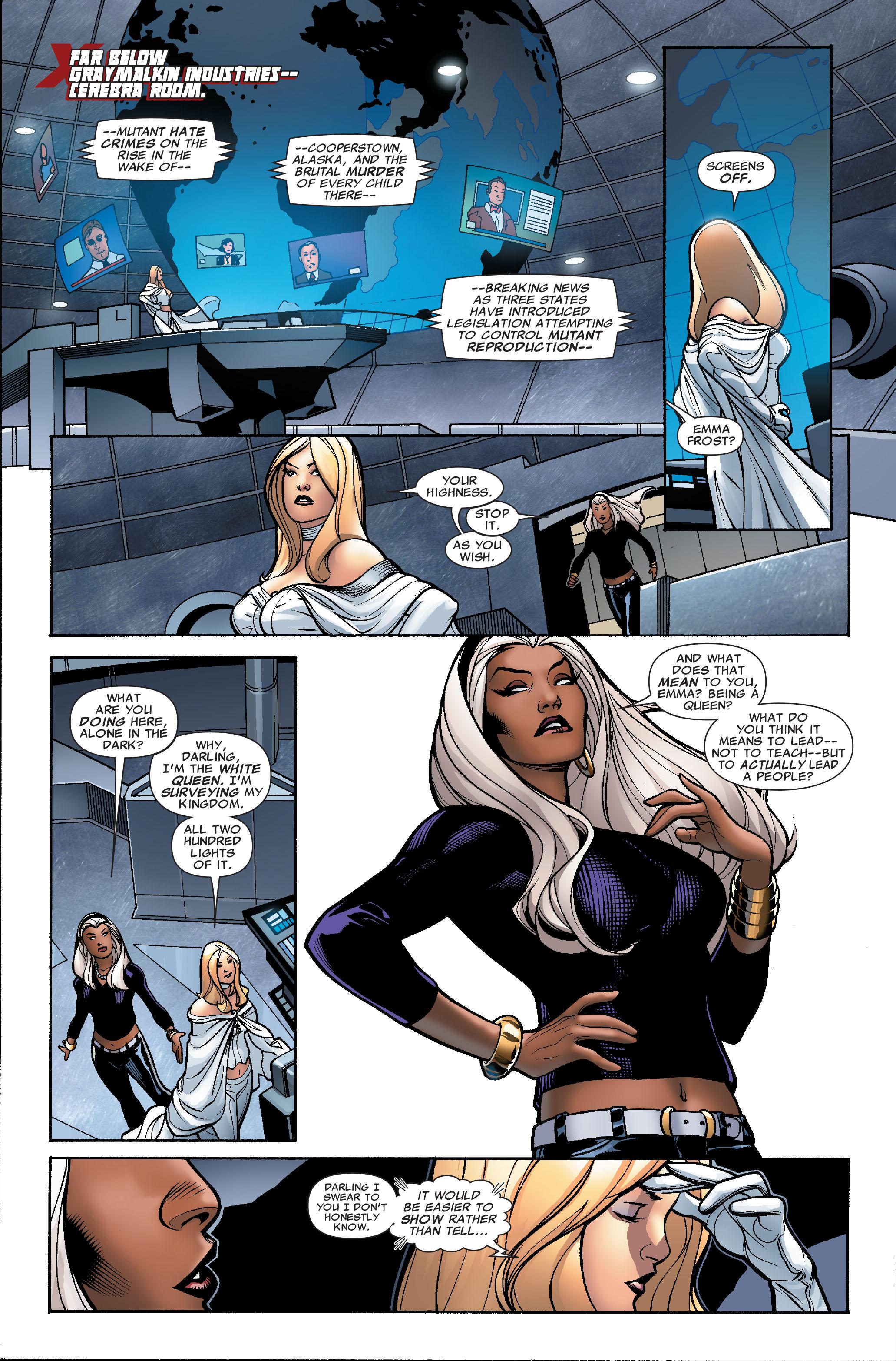 Uncanny X-Men (1963) 505 Page 21